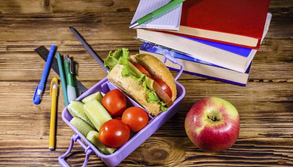 ayudas comedor y libros