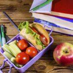 Ayudas libros de texto y comedor escolar