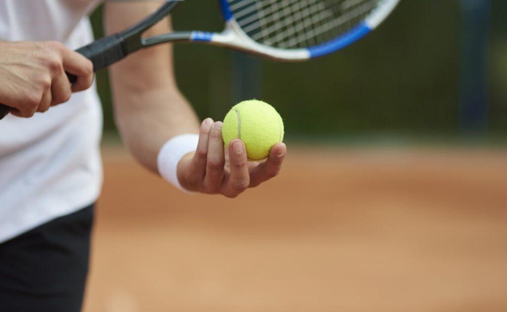 actividad extraescolar tenis